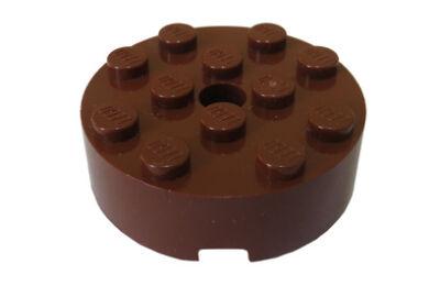 LEGO kocka, henger, 4 x 4