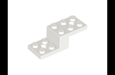 LEGO konzol 5 x 2 x 1 1/3, 2 lyukkal
