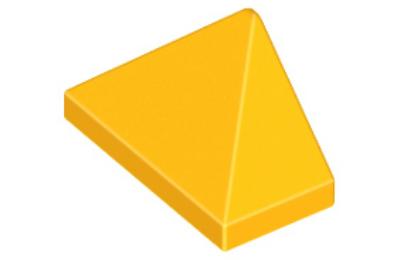 LEGO tető/lejtő 45 fokos 2 x 1, tripla, típus 2