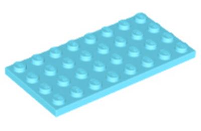 LEGO alaplap 4 x 8