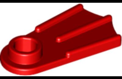 LEGO békatalp