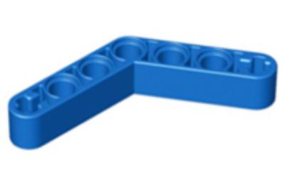LEGO technic, mozgó kar 1 x 7, (4 - 4)