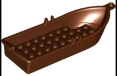 LEGO csónak, típus 2