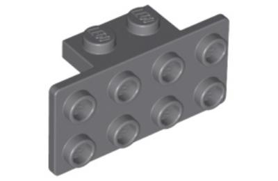 LEGO konzol 1 x 2 - 2 x 4