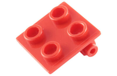 LEGO zsanér 2 x 2, alsó tartóval