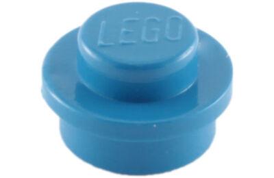 LEGO kerek alaplap 1 x 1