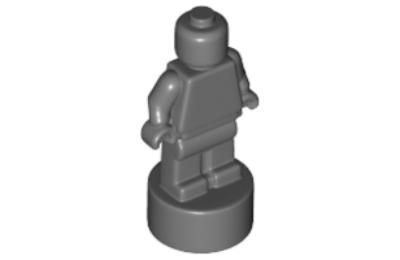 LEGO trófea, szobrocska