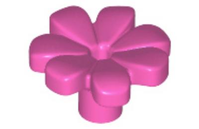 LEGO virág, 7 szirommal