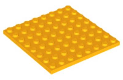 LEGO  alaplap 8 x 8