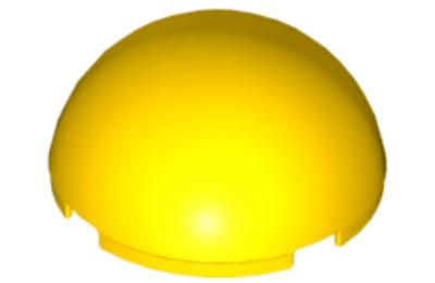 LEGO henger, félgömb/kupola 4 x 4