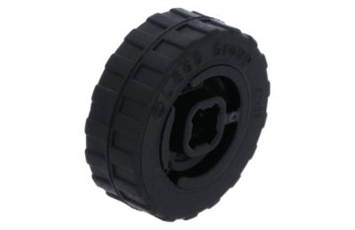 LEGO kerék, gumi és felni, 17.5 x 6, 11 x 6 komplett
