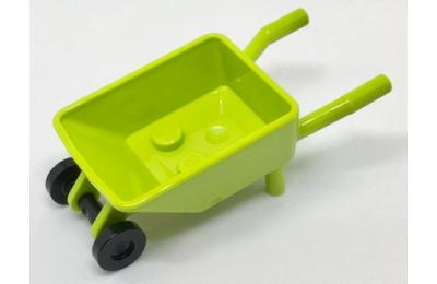 LEGO talicska, dupla kerékkel