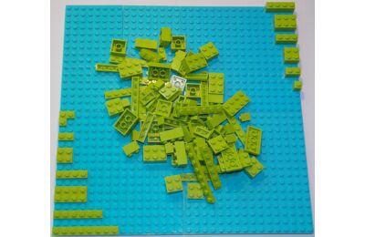 LEGO Szett - Lime