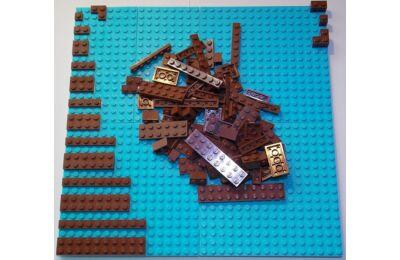 LEGO Szett - Mackó