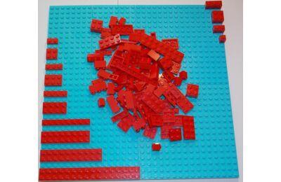 LEGO Szett - Piroska