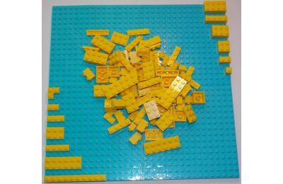 LEGO Szett - Citrom