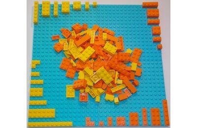 LEGO Szett - Vidám színek