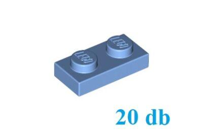 LEGO alaplap 1 x 2 - CSOMAG ÁR