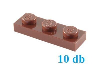 LEGO alaplap 1 x 3 - CSOMAG ÁR