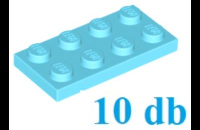 LEGO alaplap 2 x 4 - CSOMAG ÁR