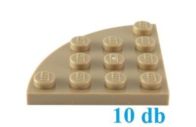 LEGO alaplap, kerek sarok 4 x 4, íves - CSOMAG ÁR
