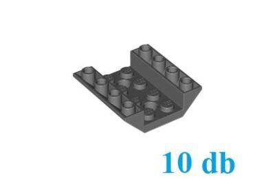 LEGO lejtő, fordított 45 4 x 4, dupla,  2 lyukkal - CSOMAG ÁR