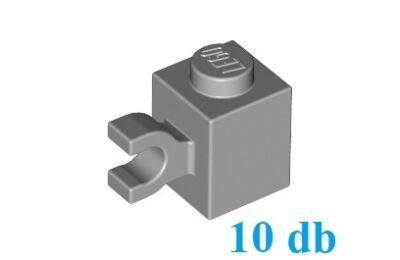 LEGO kocka, módosított, 1 x 1, függőleges csatlakozóval - CSOMAG ÁR