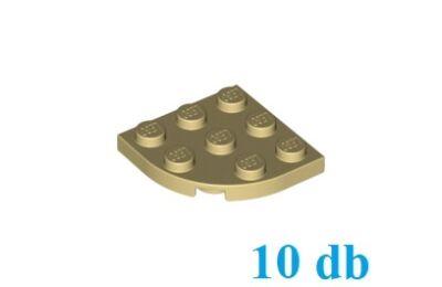 LEGO alaplap, kerek sarok 3 x 3, íves - CSOMAG ÁR