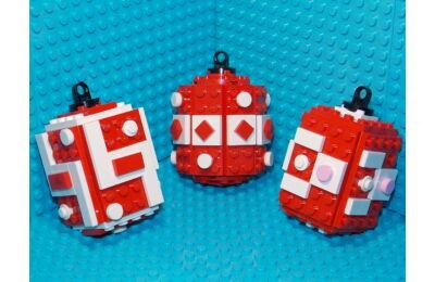 LEGO Karácsonyfadísz 21