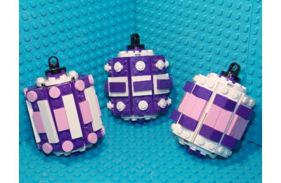 LEGO Karácsonyfadísz 22