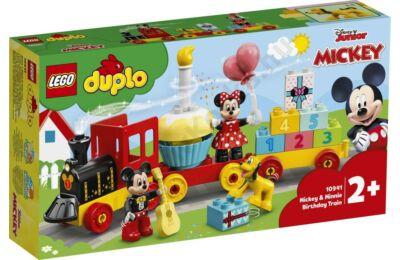 Mickey és Minnie születésnapi vonata