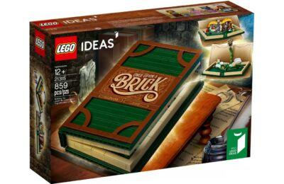 LEGO Ideas Pop-Up Book Mesekönyv