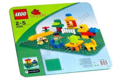 LEGO DUPLO Zöld építőlap