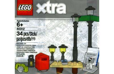 Xtra - Park kiegészítő szett