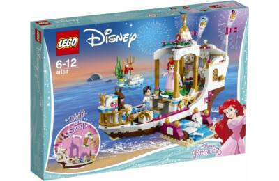 Ariel királyi ünneplő hajója