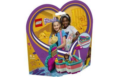 Andrea nyári szív alakú doboza