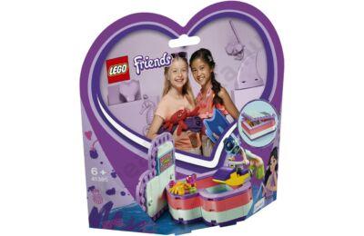 Emma nyári szív alakú doboza