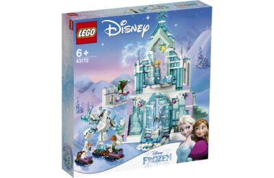 Elsa varázslatos jégpalotája