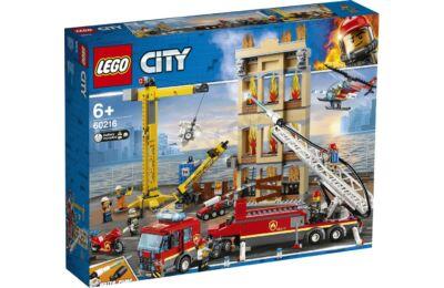 Belvárosi tűzoltóság