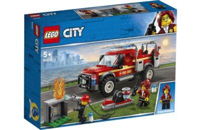 Tűzoltó-parancsnoki rohamkocsi