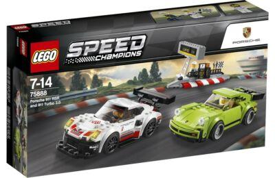 Porsche 911 RSR és Turbo 3.0
