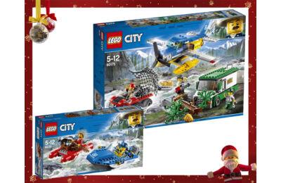 LEGO City Karácsonyi Csomag I.