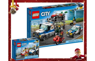 LEGO City Karácsonyi Csomag II.