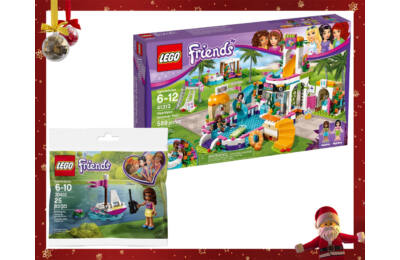 LEGO Friends Karácsonyi Csomag II.