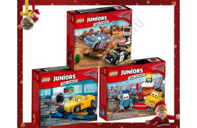 LEGO Juniors Karácsonyi Csomag I.