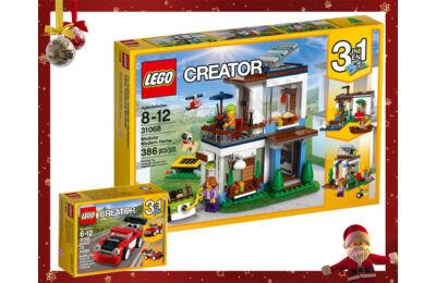 LEGO Creator Karácsonyi Csomag II.