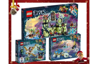 LEGO Elves Karácsonyi Csomag I.