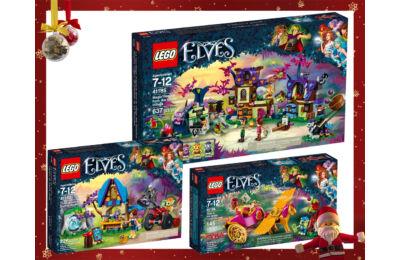 LEGO Elves Karácsonyi Csomag II.