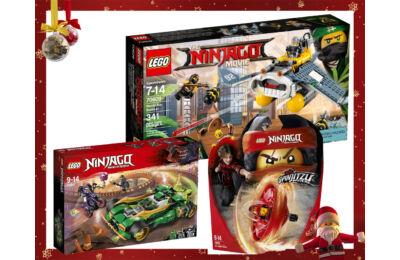 LEGO Ninjago Karácsonyi Csomag I.