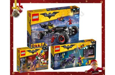 LEGO Batman Karácsonyi Csomag I.
